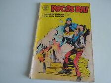 PECOS BILL DEL 23 LUGLIO 1953, N'29- L'ULTIMO RODEO- II SERIE- 48° EPISODIO.