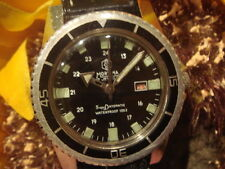 VINTAGE MORTIMA SUPER DATOMATIC DIVER WATCH
