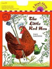 The Little Red Hen (Book and CD), Paul Galdone