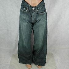 G-Star Damen Jeans Gr. W28-L34 Model Low XL Flare