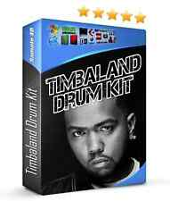 Timbaland Drum Samples Hip Hop MPC FL Studio 808 Sounds Reason Cubase Abelton