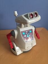 1980s Tomy Plastic Robot CRACKBOT - Space Toy Astronaut - Japan