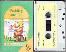MC Pudding and Pie - 40 nursery rhymes - OXFORD