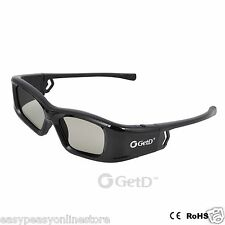 New Adults 3D DLP Link Glasses for Acer Samsung Sharp NEC BenQ + more Projectors