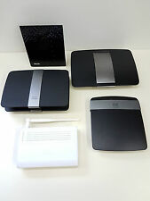LOT of 6 Asus N12/N56U + Linksys E2500/E4200/EA6500 routers *READ* PARTS/REPAIR