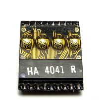 4-digit LED Matrix, ha 4041 R/ha4041 R, display Vintage, NOS