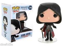 Figura vinile Assassin's Creed Syndicate Evie Frye Pop Funko vinyl figure 74