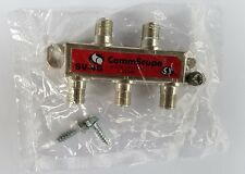 4-Way Coaxial Splitter SV-4G Digital Cable CATV separater 4 Way SVI 5-1002MHz