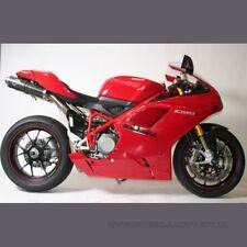 R&G Schwingen Protektoren Ducati 1098 1198 swingarm protectors Sturz Schutz