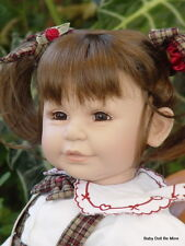 "New and Retired * Rare 22"" Adora * Name Your Own Baby * School Girl ZMH22279"