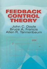 Dover Books on Electrical Engineering Ser.: Feedback Control Theory by Bruce...