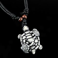 lovely Sea turtle Mother and Child pendant necklace RH161