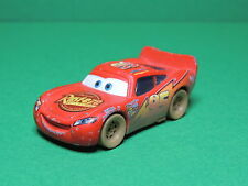 Dirt Lightning Flash McQueen voiture Cars Disney Pixar Mattel diecast metal