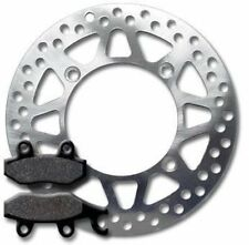 SUZUKI FRONT Brake Disc Rotor + Pads DR 350 (1990-1997) NEW