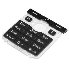 Genuine Original Keypad Keys Buttons For Sony Ericsson K750i - Black