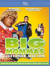 Big Mommas: Like Father Like Son DVD, Martin Lawrence, Brandon T. Jackson,
