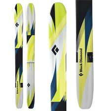 NEW Men's Black Diamond Gigawatt Skis, Powder - 185cm