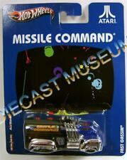 FAST GASSIN TRUCK MISSILE COMMAND ATARI GAME NOSTALGIA HOT WHEELS DIECAST