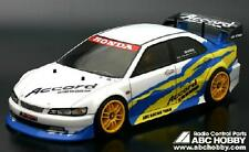 ABC Hobby 66020 1/10 Scale RC Car Honda Accord Sedan SiR CF4 Body Parts Set
