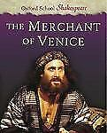 The Merchant of Venice (Oxford School Shakespeare Series)-ExLibrary