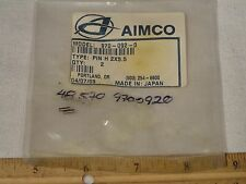 AIMCO 970-092-0 REGULATOR SCREW PIN h 2x5.5 US-LT41PB SERIES SCREWDRIVERS
