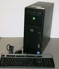 HP Z200 Workstation Intel Core i3-550 3.2GHz 4GB 250GB DVD+RW  Win 7 Pro Nice!