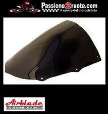 Cupolino fumè scuro airblade aprilia rs 50 125 250 double bobble wind screen