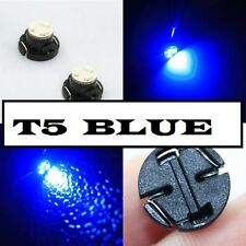 Blue T5 Neo Wedge LED 79607 SHJ S01 Twist lock Cluster Switch Dash Gauge