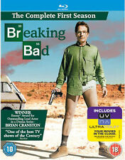 Breaking Bad - Saison 1 Blu Ray