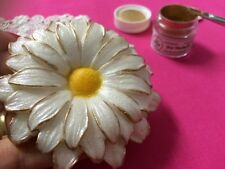 Big Daisy flower  Silicone Mold wax Food Cake Decoration soap Cupcake(FDA)