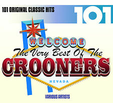 101 - The Very Best Of The Crooners [4CD Set]