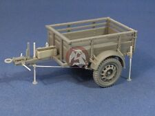 Resicast 1/35 British 10 cwt GS (General Service) 2 Wheeled Trailer WWII 351206
