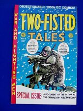 Two Fisted Tales 9: golden age EC Comics color rep.Russ Cochran 1992 series.New