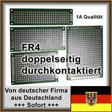 5 Stk. Lochraster Platine Leiterplatte PCB Experimentierplatine 4x6cm FR4