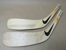 Lot of 2 NIKE Hockey Stick Blade Replacements LEFT