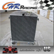 64mm 3 core for 1932 32 FORD HIBOY HI-BOY FORD engine aluminum radiator