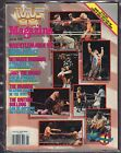 WWF Magazine June 1991 Ultimate Warrior VG 042516DBE