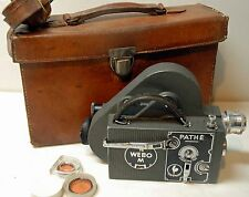 "CAMERA PATHE WEBO "" modèle M "" - 16 mm - 1959 - N°12412"