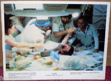 ALIEN 1979: Lobby Card US A5 (Chest About To Bust) Sigourney Weaver Tom Skerritt
