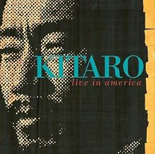 Kitaro - Live In America [CD New]