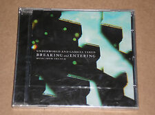 UNDERWORLD AND GABRIEL YARED  - BREAKING AND ENTERING - CD SIGILLATO (SEALED)