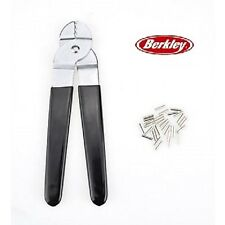 Berkley Leader Crimping Kit _ 7inch Pliers + Crimping Sleeves