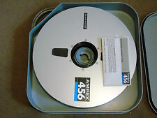 Ampex 456 2inch Grand Master Reel To Reel Audio Tape (BRAND NEW 14inch Reel)