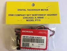 New OEM Honda Hour and RPM Meter For EU2000i Generators Engines 08181-ENM-036AH