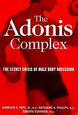 The Adonis Complex: The Secret Crisis of Male Body Obsession-ExLibrary