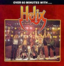 Over 60 Minutes With... by Helix (CD, Capitol)