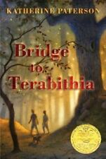 Bridge to Terabithia by Katherine Paterson Paperback Book (English)
