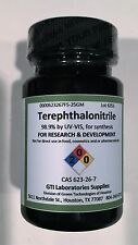 Terephthalonitrile, 98% by UV-VIS, for synthesis, 25g