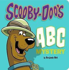 Scooby-Doo's ABC Mystery (Scooby-Doo! Little Mysteries)-ExLibrary