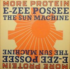"E-ZEE POSSEE - THE SUN MACHINE 12"" VINYL RAVE/DANCE 1990s NM/NM BOWIE"